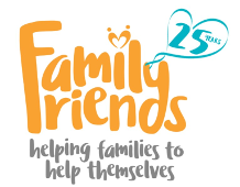 Family Friends Logo and link