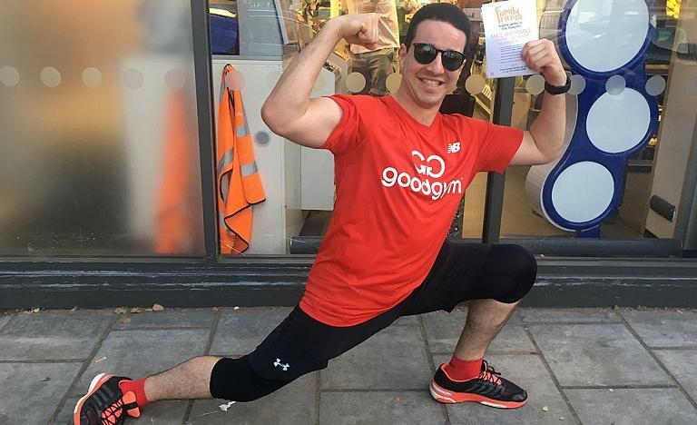 GoodGym Superhero